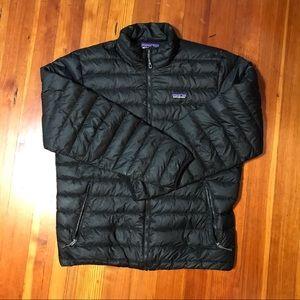 Patagonia Black Men's Down Sweater Jacket